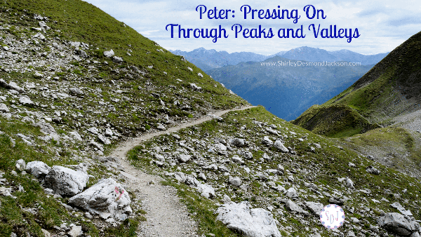 Peter_ Pressing On Through Peaks and Valleys