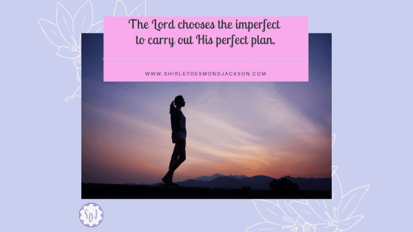 How do you feel when you have a bad attitude? Thankfully, bad attitudes don't define us. Jesus still chooses the imperfect to fulfill His perfect plan.