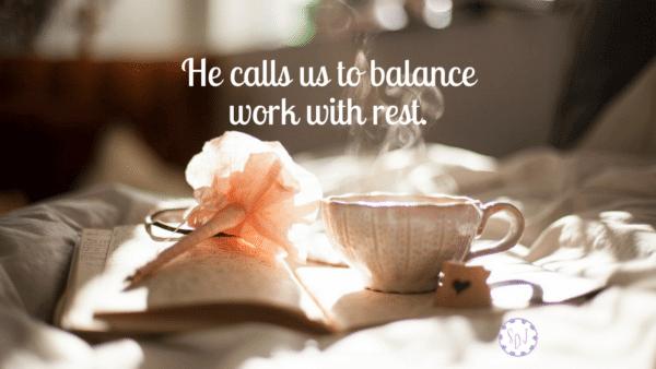 Work Rest Repeat