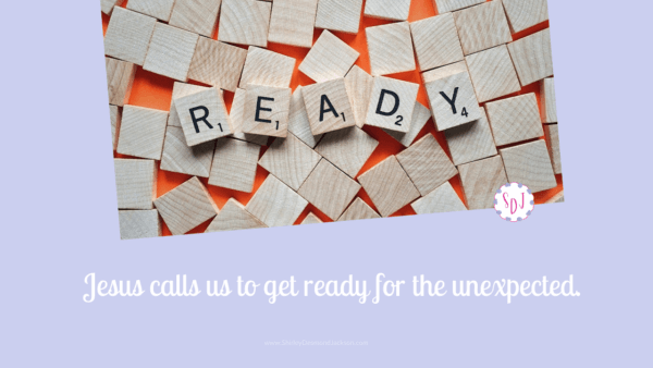 Jesus reminds us we He will come back at a time we don't expect. He calls us to focus on being ready by fulfilling our responsibilities.
